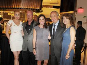 2011 Fashion's Night Out: TAG Heuer and Fendi