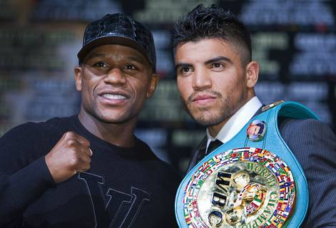 Mayweather Jr.-Ortiz Final News Conference