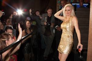 Heidi Montag's 25th Birthday at HRH