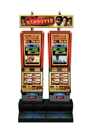 The Hangover Slot Machine