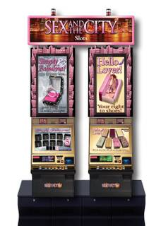 Sex and the City Slot Machine