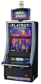 Playboy Hotzone Slot