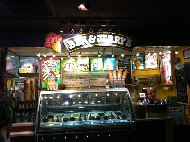 Ben & Jerry's in Casino Royale