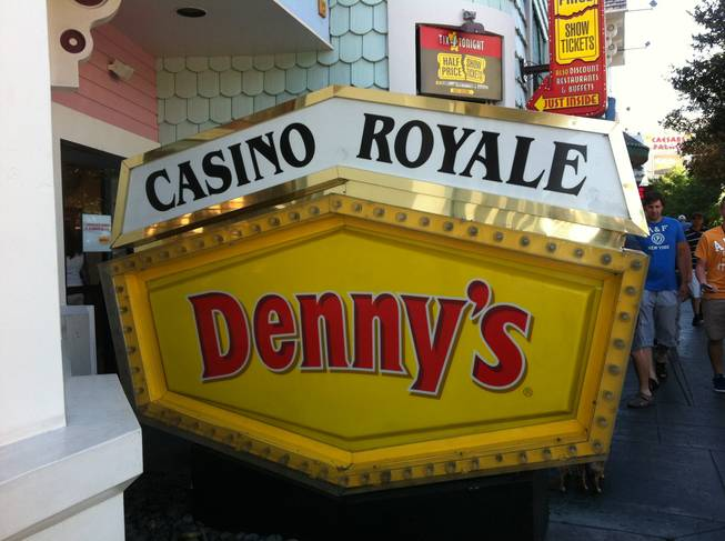 Denny's at Casino Royale