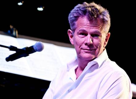 David Foster Rehearses With His Musicians