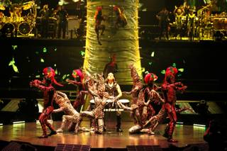 Cirque du Soleil's Michael Jackson: The Immortal World Tour. The world premiere of Immortal was in Montreal, the location of Cirque headquarters, on Oct. 2, 2011.