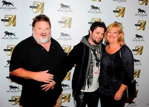 Bam Margera's 32nd Birthday at Studio 54