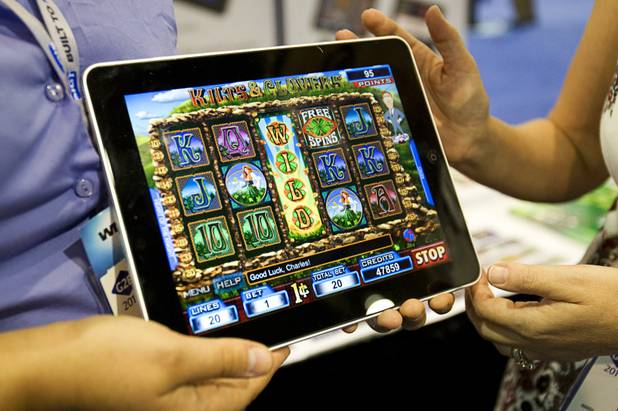 iPad plays Video Slots; the wave of casino future