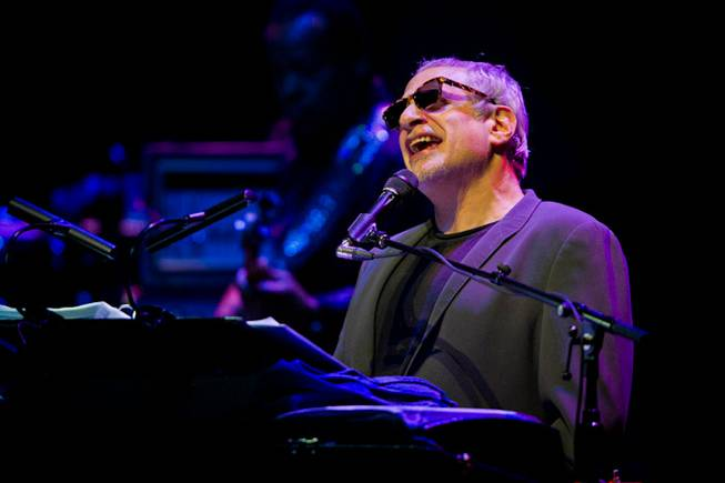 Steely Dan at The Pearl in the Palms on Oct. 13, 2011.