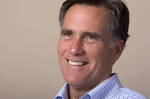 Interview with Mitt Romney: Oct. 17