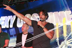 Halloween 2011: Joe Manganiello, DJ Nervo at Surrender