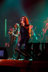 Martina McBride performs at Green Valley Ranch on Oct. 28, 2011.