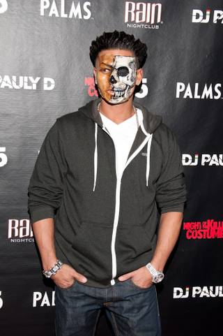 DJ Pauly D at Night of the Killer Costumes 5 at the Palms on Oct. 29, 2011.