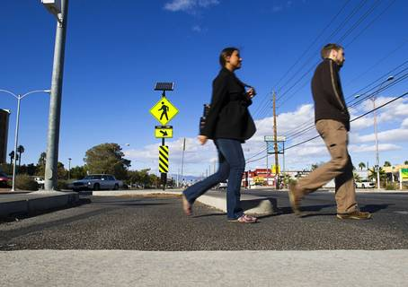 Pedestrian Safety Multiplier