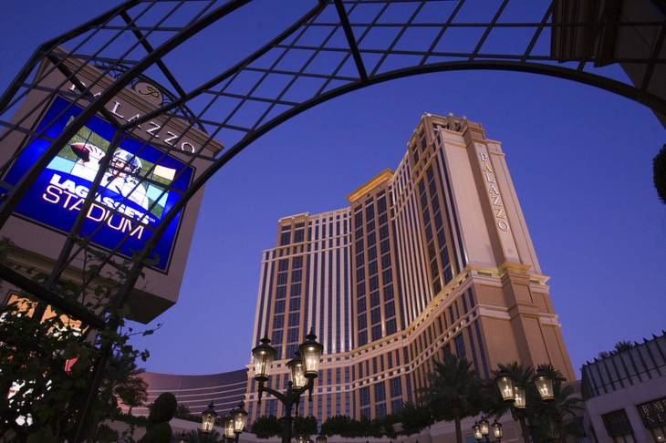 Las Vegas Sands's results top estimates