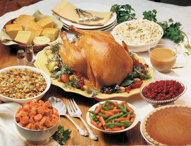 Marie Callender's is one of several local restaurants offering complete Thanksgiving meals to go.