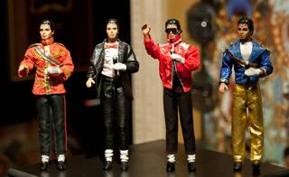 The Michael Jackson Fan Fest is at Mandalay Bay from Dec. 3-14, 2011.