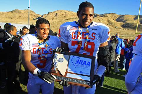 Bishop Gorman-Reed state football finals