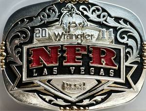 2011 National Finals Rodeo: Night 6