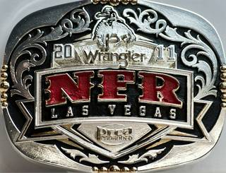 The sixth night of the 53rd Wrangler National Finals Rodeo at the Thomas & Mack Center on Dec. 6, 2011.