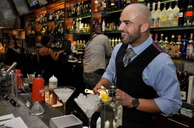 "Sip an amaro straight or be adventurous with the venue's ""Bartender's Choice"" selections."
