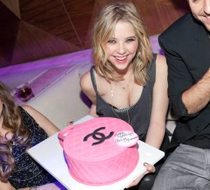 Ashley Benson's 22nd Birthday at Vanity