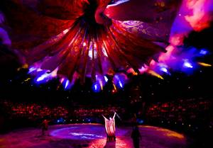 'Le Reve' at Wynn Las Vegas