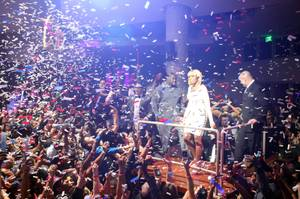 2011 NYE: Mary J. Blige at RPM Nightclub