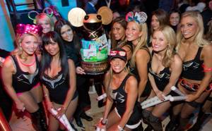 Deadmau5 Day, Birthday and Residency Kickoff at XS