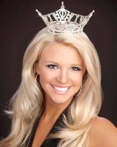 2012 Miss Colorado Diana Dreman.