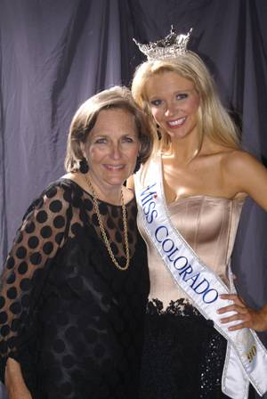 1974 Miss America Rebecca King Dreman and daughter 2012 Miss Colorado Diana Dreman.