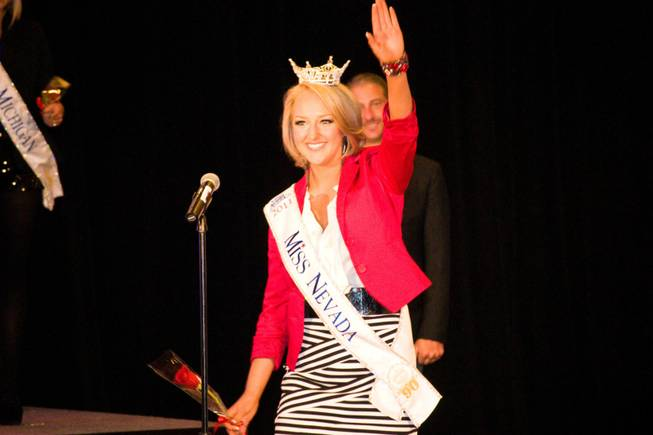 2012 Miss America Pageant