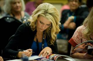 TV rehearsals and orientation for the 2012 Miss America Pageant contestants.