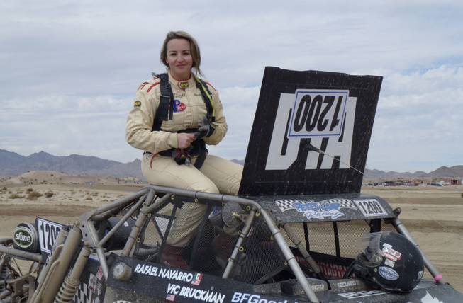 Co-driver of the No. 1200 in the SCORE Lite class.