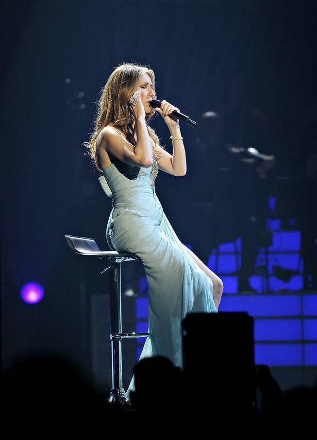 Celine Dion's Children's Hospital Boston Benefit Concert