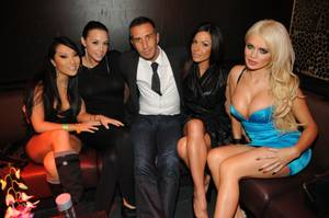 2012 AVN/AEE: Official Brazzers Party; Ronnie the Limo Driver