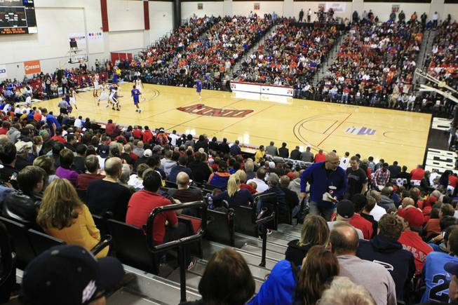 2012 Findlay Prep vs. Bishop Gorman