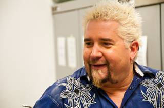 Food Network Chef Guy Fieri - known for hosting food and game shows such as