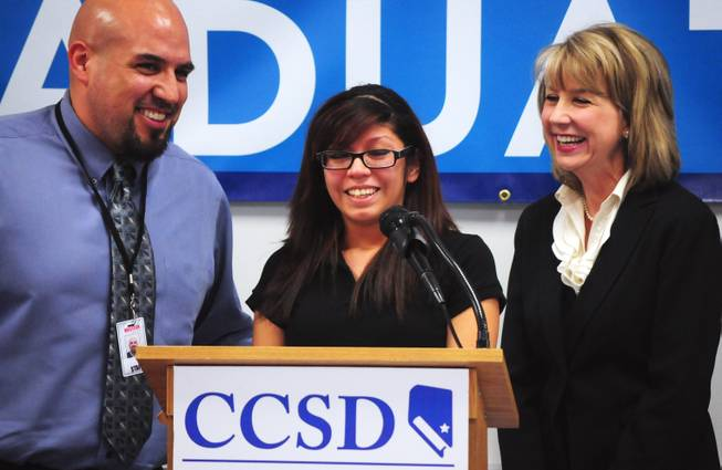 CCSD Mentorship Press Conference