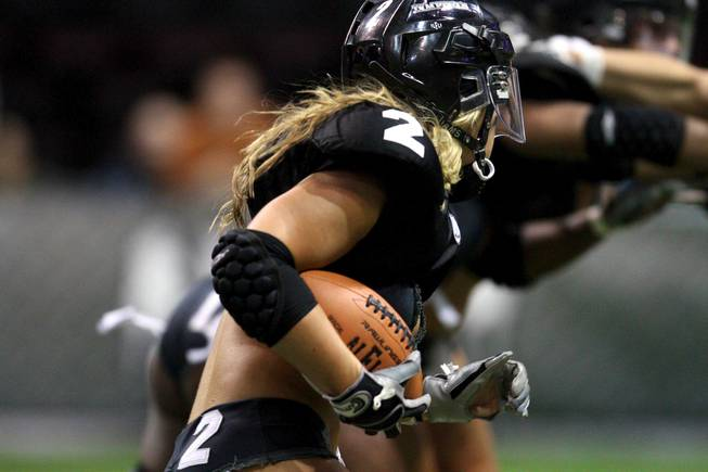 L.A. Temptation vs. Philadelphia Passion in Lingerie Bowl IX at ...