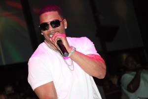 Nelly Performs at Haze