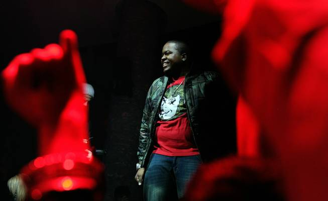 Sean Kingston celebrates his 22nd birthday at RPM Nightclub in ...