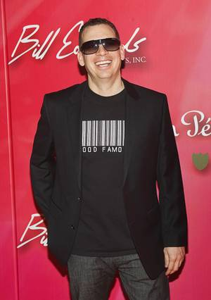 "DJ Z-Trip arrives for the 16th annual Keep Memory Alive ""Power of Love Gala"" and 70th birthday celebration for Muhammad Ali at the MGM Grand Garden Arena Saturday, February 18, 2012. Proceeds from the event benefit the Cleveland Clinic Lou Ruvo Center for Brain Health in Las Vegas and the Muhammad Ali Center in Louisville, Kentucky."