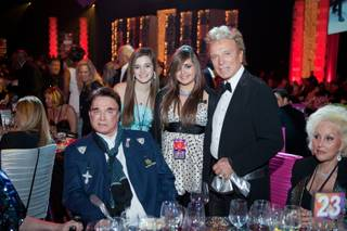 Siegfried & Roy at the 2012 Keep Memory Alive