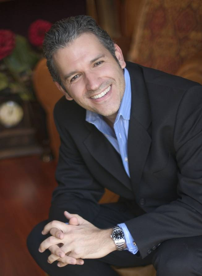 Glenn Llopis of the 2012 Hispanic Voice organization