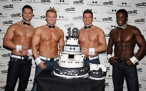 Chippendales' 10th Anniversary With Jake Pavelka