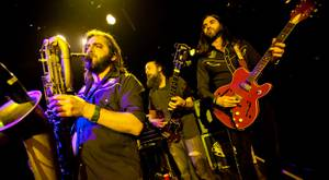 The Budos Band at Body English