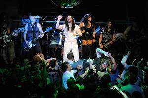 Andrew W.K. at Body English