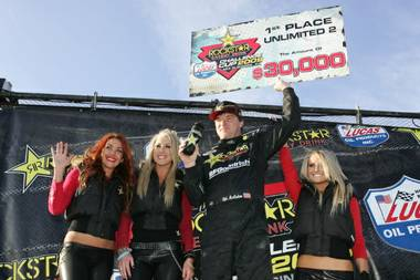 Picking up where he left off last season with his third consecutive win in San Felipe, Las Vegas driver Rob MacCachren overpowered a talent-laden field ...