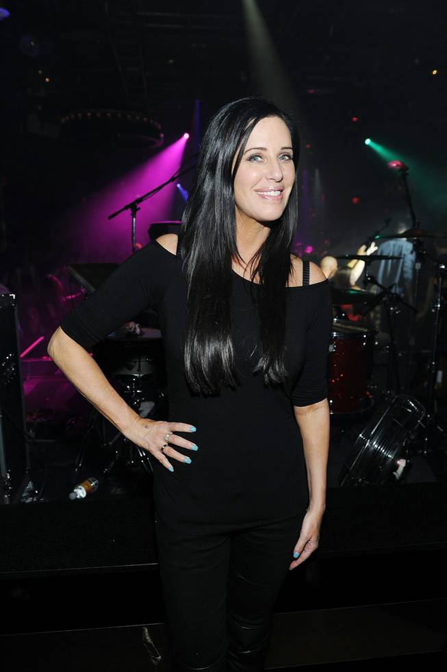 Patti Stanger at One of a Kind Tuesdays at 1 OAK in the Mirage on Tuesday, March 13, 2012.